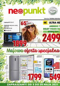 Gazetka promocyjna NEOPUNKT - Nowa oferta specjalna NEOPUNKT - ważna do 25-05-2021