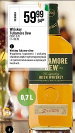 Whiskey Tullamore Dew