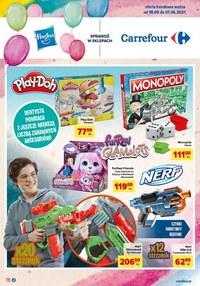 Gazetka promocyjna Carrefour - Carrefour - inspiracje na Dzień Dziecka - ważna do 01-06-2021