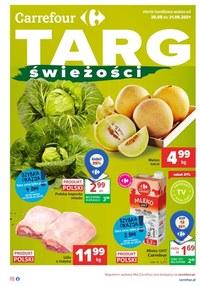 Gazetka promocyjna Carrefour - Targ świeżości - Carrefour - ważna do 31-05-2021