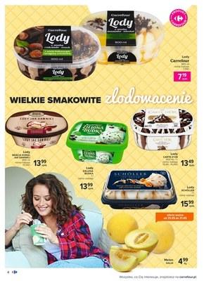 Carrefour - czas na lody