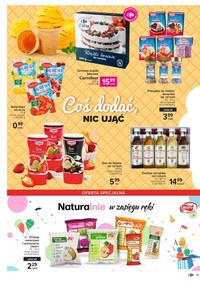 Gazetka promocyjna Carrefour - Carrefour - czas na lody