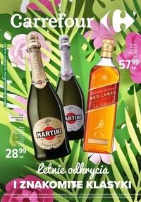 Gazetka promocyjna Carrefour - Letnie odkrycia - Carrefour
