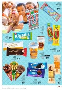Gazetka promocyjna Carrefour Market - Carrefour Market - wielki wybór lodów