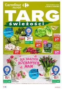 Gazetka promocyjna Carrefour Market - Oferta handlowa Carrefour Market - ważna do 31-05-2021
