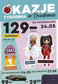 Gazetka promocyjna Biedronka - Okazje tygodnia w Biedronce - ważna do 09-06-2021