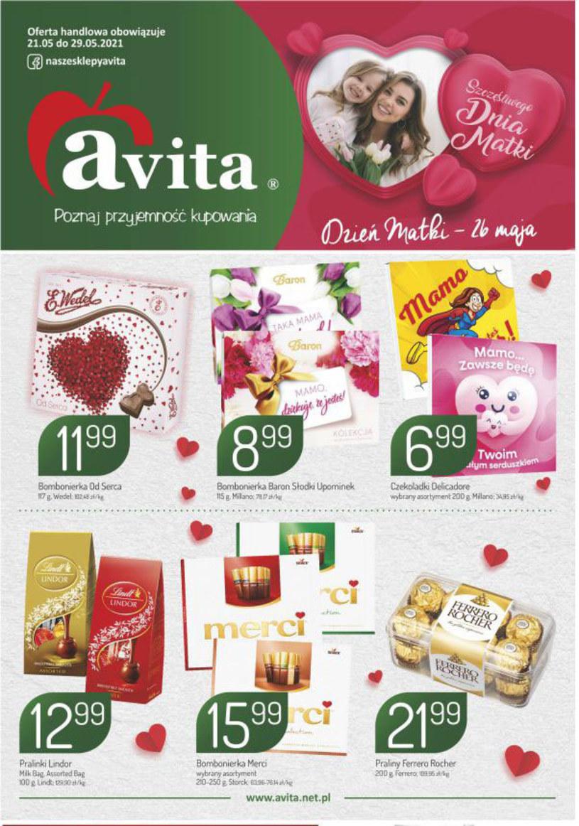 Gazetka promocyjna Avita - wygasła 15 dni temu