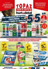 Gazetka promocyjna Topaz - Topaz - oferta hurt & detal - ważna do 02-06-2021