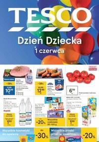 Gazetka promocyjna Tesco Centra Handlowe - Super oferty w sklepach Tesco - ważna do 01-06-2021