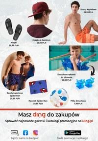 Gazetka promocyjna Sinsay - Stroje kąpielowe w Sinsay
