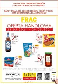 Gazetka promocyjna FRAC - Frac - oferta handlowa - ważna do 29-05-2021