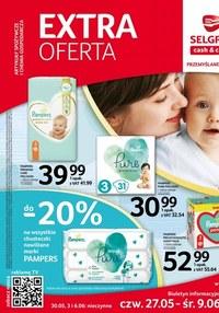 Gazetka promocyjna Selgros Cash&Carry - Extra oferta w Selgros - ważna do 09-06-2021