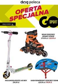 Gazetka promocyjna GO Sport - Go Sport - oferta specjalna - ważna do 08-06-2021