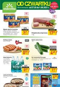 Gazetka promocyjna Stokrotka Supermarket - Od czwartku w Stokrotce - ważna do 01-06-2021