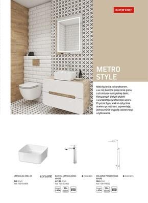 Katalog łazienek 2021 Komfort