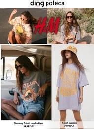 Stylizacje na lato w H&M