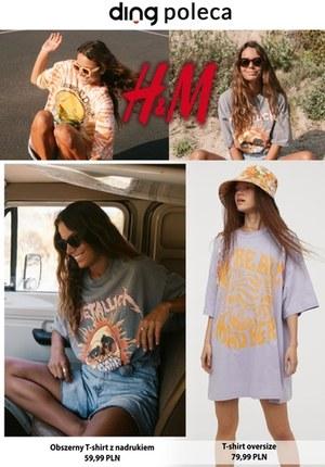 Gazetka promocyjna H&M - Stylizacje na lato w H&M