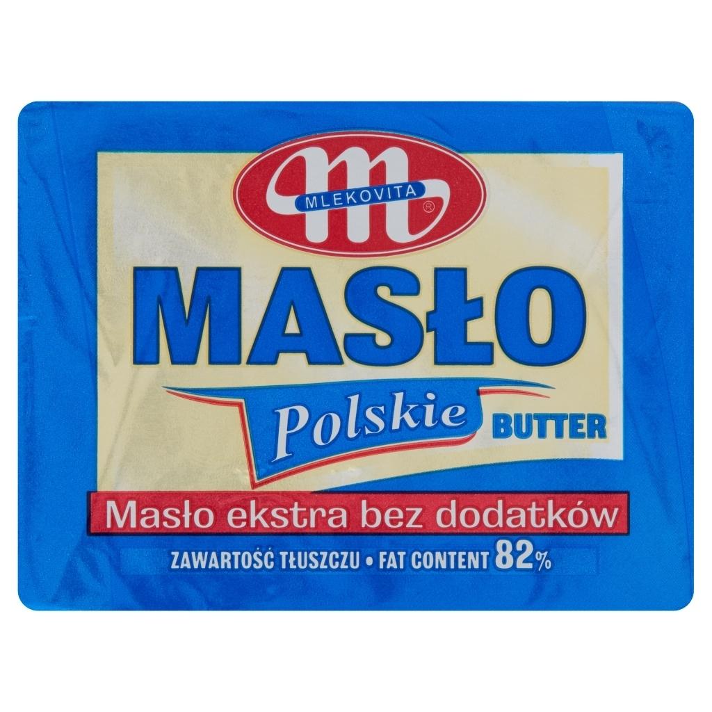Masło Mlekovita - 0