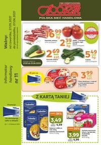 Gazetka promocyjna PSS Społem Częstochowa - Okazje na każdą kieszeń w PSS Społem Częstochowa - ważna do 07-06-2021