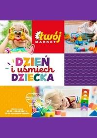 Gazetka promocyjna Twój Market - Twój Market na Dzień Dziecka - ważna do 06-06-2021