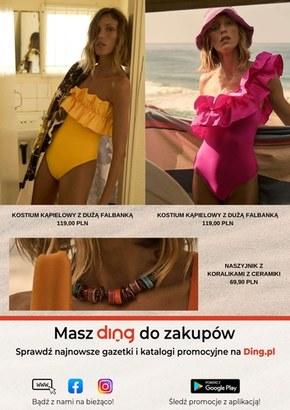 Kostiumy kąpielowe w Zara