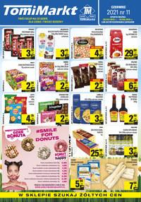 Gazetka promocyjna TomiMarkt - Twój sklep na co dzień w TomiMarkt - ważna do 10-06-2021