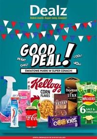 Gazetka promocyjna Dealz - Good deal w Dealz! - ważna do 08-06-2021