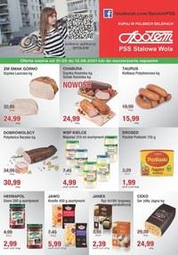 Gazetka promocyjna PSS Stalowa Wola - Kupuj w polskich sklepach PSS Stalowa Wola - ważna do 12-06-2021