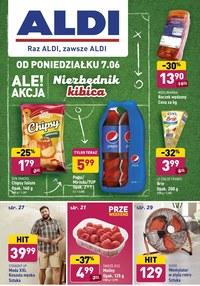 Gazetka promocyjna Aldi - Niskie ceny w Aldi - ważna do 12-06-2021