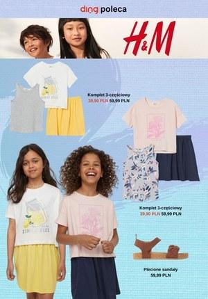 Gazetka promocyjna H&M - Komplety dziecięce w H&M