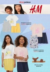 Gazetka promocyjna H&M - Komplety dziecięce w H&M - ważna do 09-06-2021