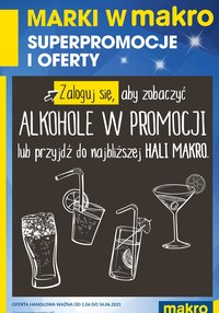 Gazetka promocyjna Makro Cash&Carry - Marki w Makro Cash&Carry  - ważna do 14-06-2021