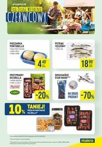 Gazetka promocyjna Makro Cash&Carry - Zacznij długi weekend z Makro Cash&Carry - ważna do 05-06-2021
