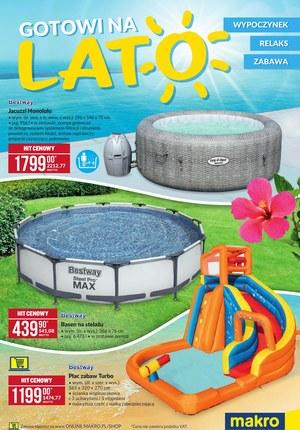 Gazetka promocyjna Makro Cash&Carry - Gotowi na lato  z Makro Cash&Carry