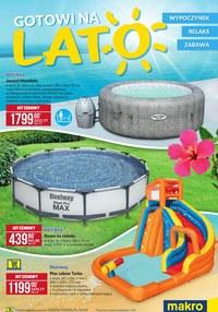 Gazetka promocyjna Makro Cash&Carry - Gotowi na lato  z Makro Cash&Carry - ważna do 14-06-2021