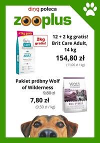 Gazetka promocyjna Zooplus.pl - Sprawdź promocje w Zooplus! - ważna do 13-06-2021