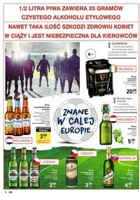 Gazetka promocyjna Carrefour - Strefa kibica w Carrefour