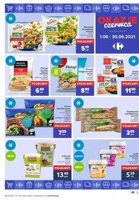 Gazetka promocyjna Carrefour - Okazje czerwca w Carrefour