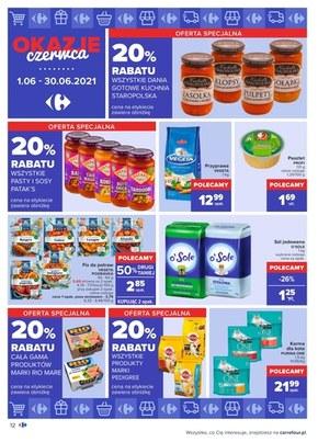 Okazje czerwca w Carrefour