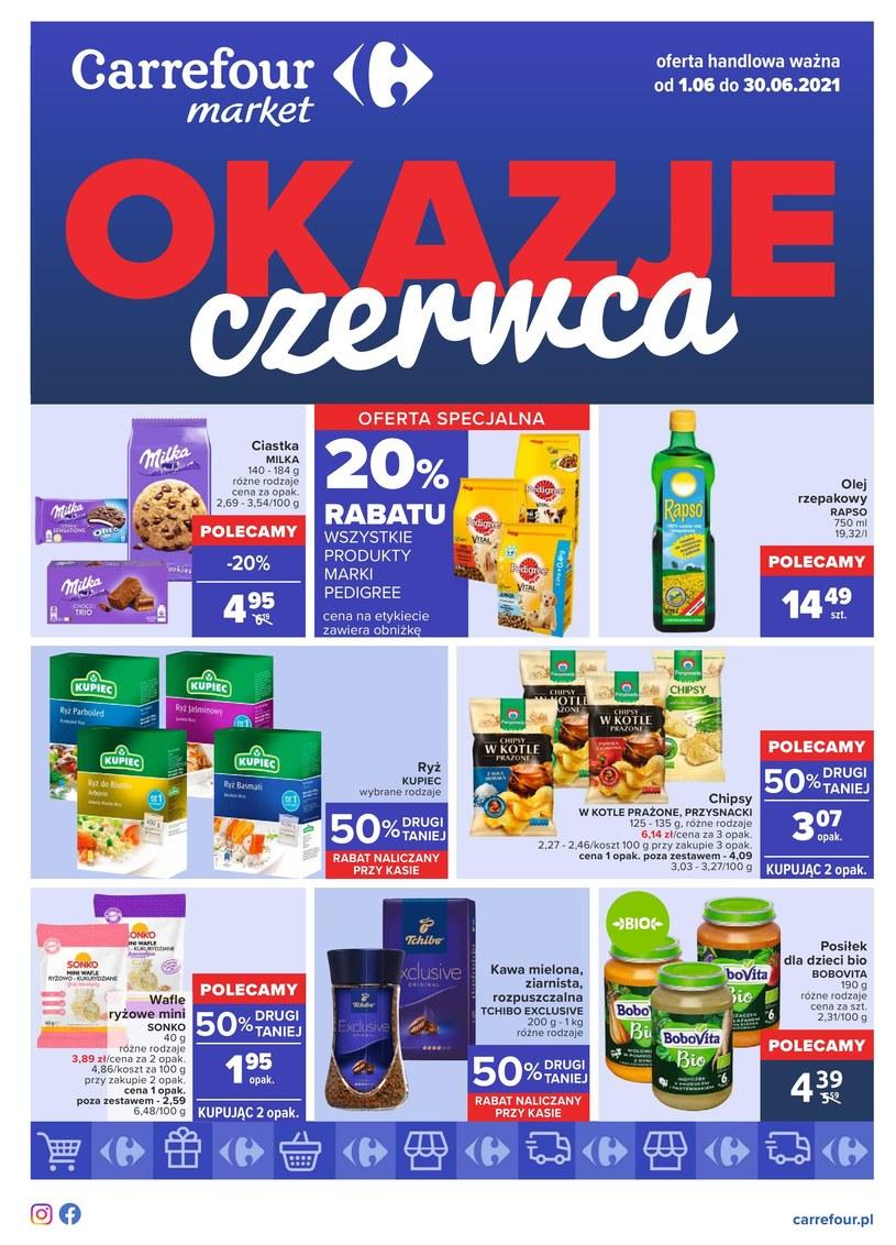 gazetki Carrefour Market