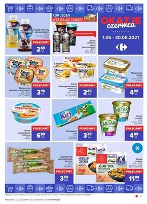Okazje czerwca w Carrefour Market