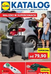 Gazetka promocyjna Lidl - Super ceny w Lidlu - ważna do 14-06-2021