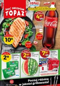 Gazetka promocyjna Topaz - Topaz - nowa oferta promocyjna - ważna do 09-06-2021