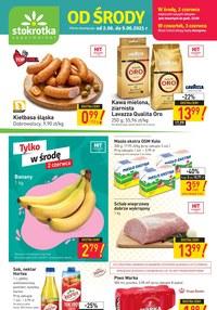 Gazetka promocyjna Stokrotka Supermarket - Od środy w Stokrotce! - ważna do 09-06-2021