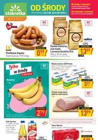 Gazetka promocyjna Stokrotka Market - Letnie okazje w Stokrotce - ważna do 09-06-2021