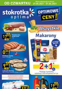 Gazetka promocyjna Stokrotka Optima - Optimowe ceny w Stokrotce Optima - ważna do 01-06-2021