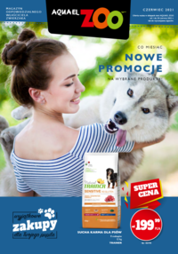 Gazetka promocyjna Aquael Zoo - Aquael Zoo - nowe promocje - ważna do 30-06-2021