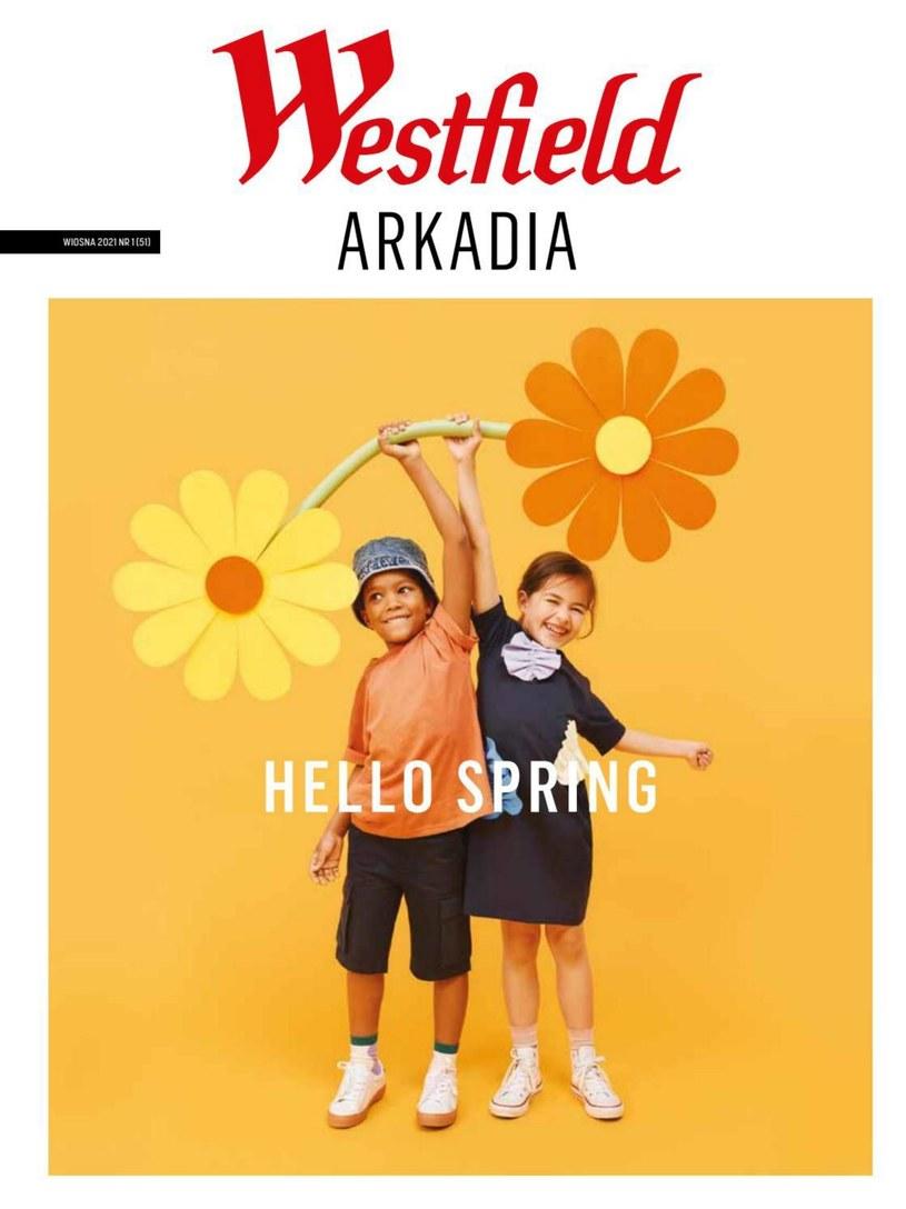 Westfield Arkadia: 1 gazetka
