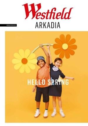 Gazetka promocyjna Westfield Arkadia - Wiosna w Arkadii