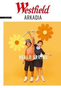 Gazetka promocyjna Westfield Arkadia - Wiosna w Arkadii  - ważna do 30-06-2021